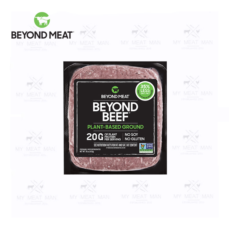 Beyond Meat Beyond Beef Plant-Based Frozen Mince