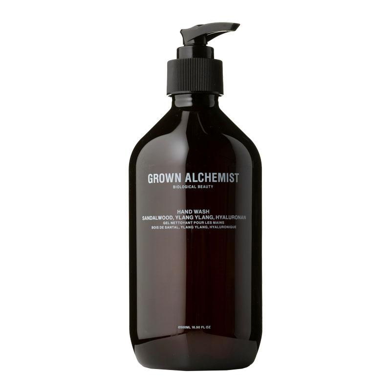 Grown Alchemist Sandalwood, Ylang Ylang, Hyaluronan Hand Wash - 500 ml
