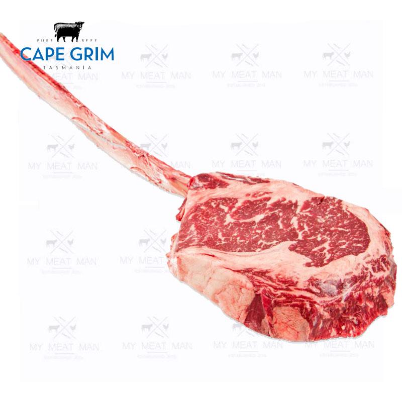 Australian Frozen Grass Fed Cape Grim Tomahawk Steak