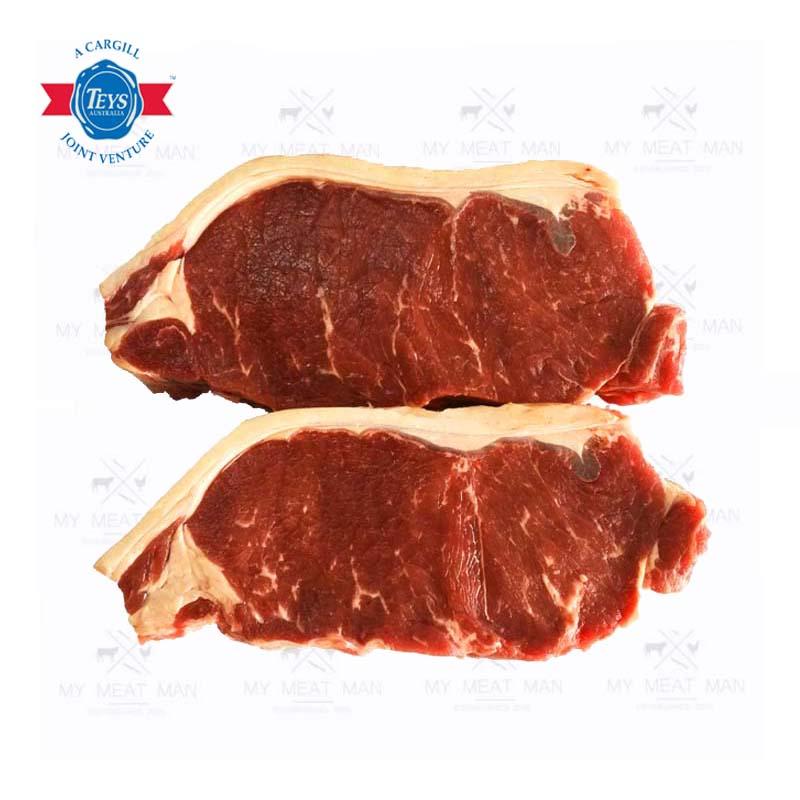 Australian Chilled Teys Grass Fed Striploin Steak