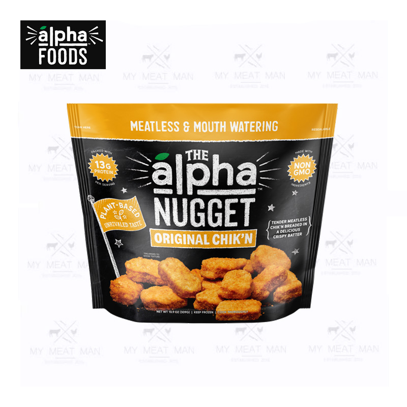 Alpha Frozen Original Chik'n Nuggets