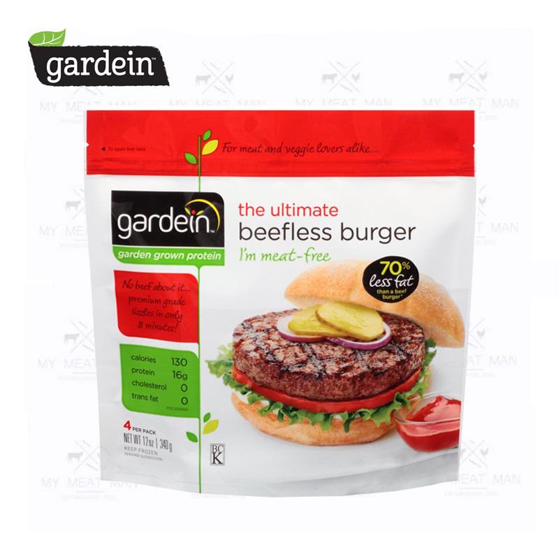 Gardein Plant-Based Frozen Beefless Burger