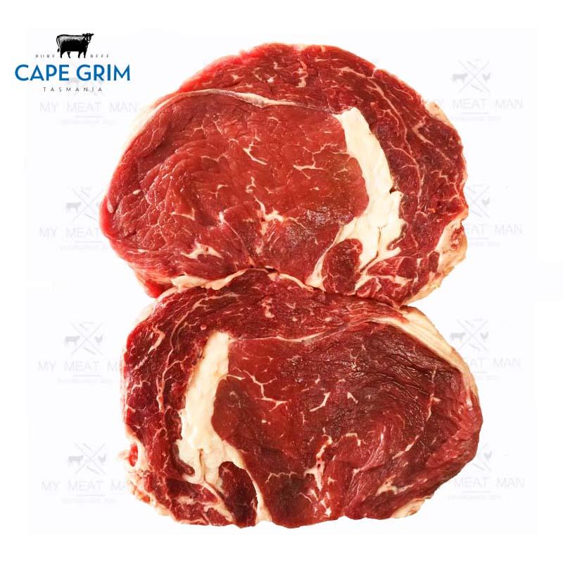 Australian Chilled Grass Fed Cape Grim Rib Eye Steak
