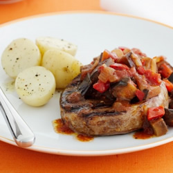 Australian Chilled Grass Fed Cape Grim Rump Steak
