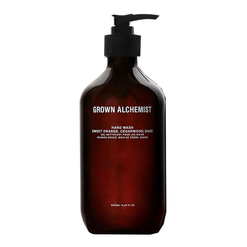 Grown Alchemist Sweet Orange, Cedarwood, Sage Hand Wash - 500 ml