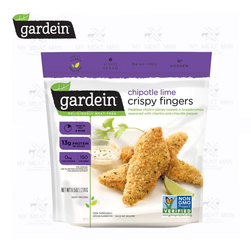 Gardein Plant-Based Frozen Chipotle Lime Crispy Fingers