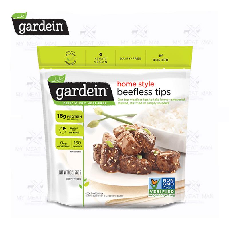 Gardein Plant-Based Frozen Beefless Tips