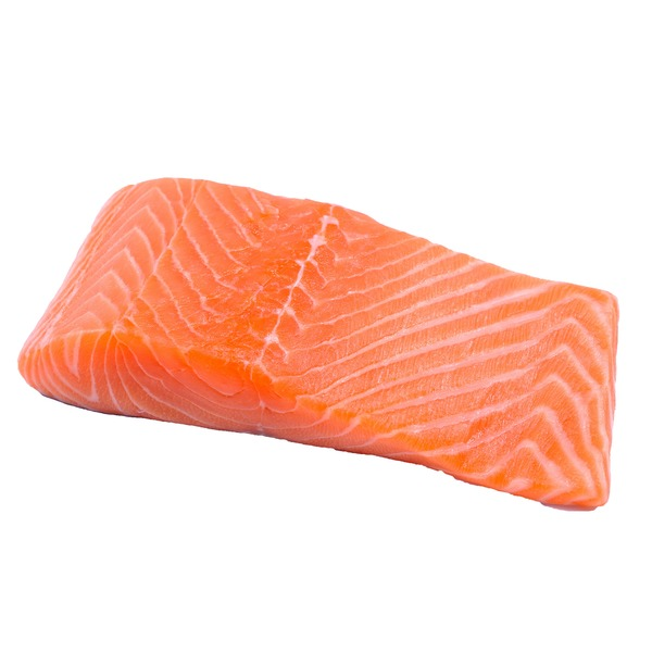 Alaskan Wild Frozen King Salmon Fillet