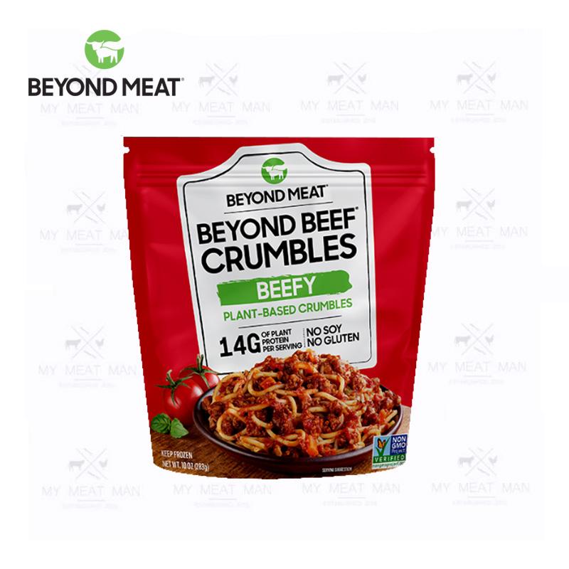 Beyond Meat Beyond Beef Crumbles Beefy