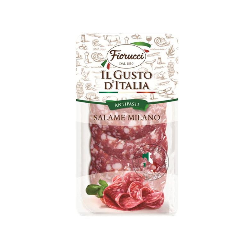 Fiorucci Il Gusto d'Italia Milano Salami