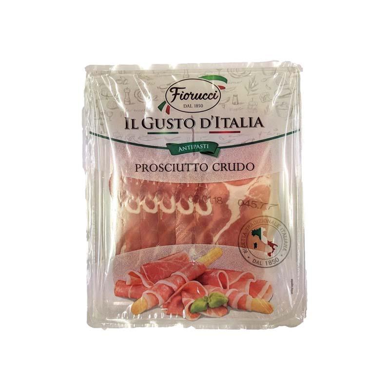 Fiorucci Il Gusto d'Italia Prosciutto Crudo - Sliced Cured Ham