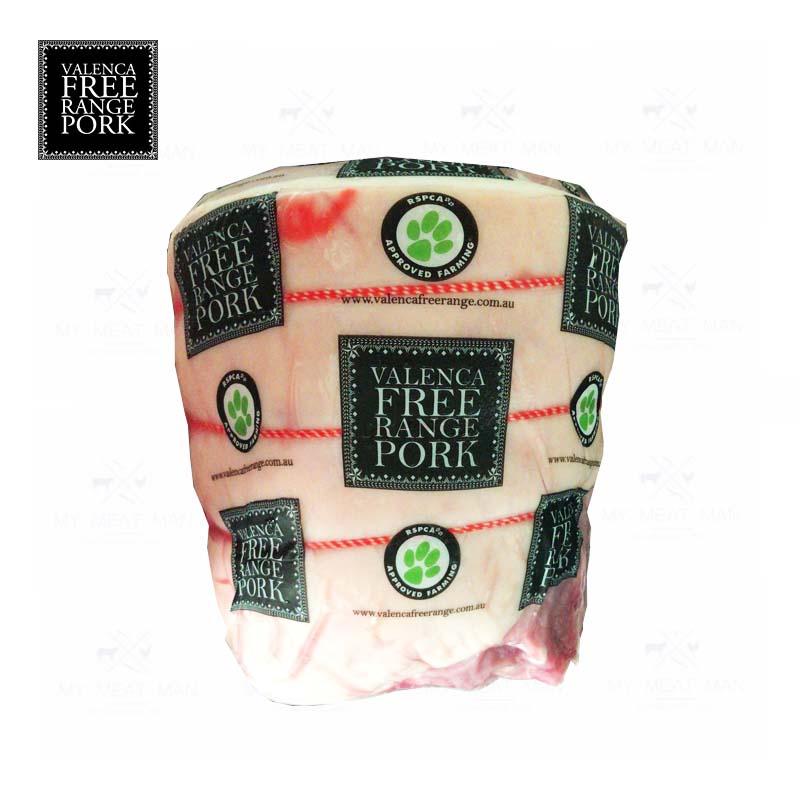 Australian Frozen Valenca Free Range Pork Leg Roast